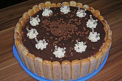 Erdbeer - Tiramisu - Torte 26
