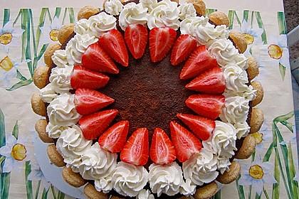 Erdbeer - Tiramisu - Torte 5