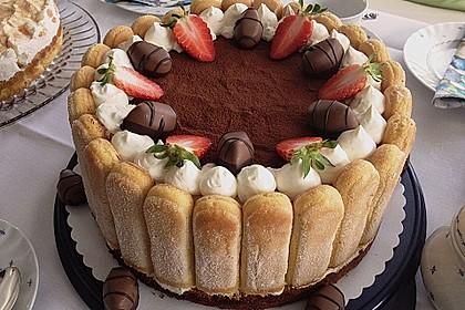 Erdbeer - Tiramisu - Torte 2