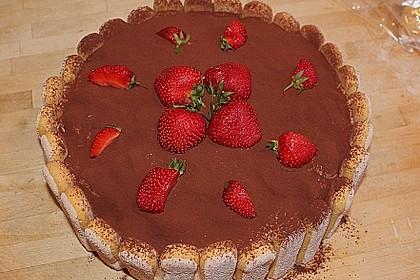 Erdbeer - Tiramisu - Torte 28