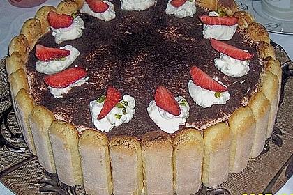 Erdbeer - Tiramisu - Torte 24