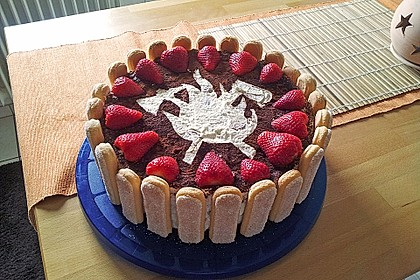 Erdbeer - Tiramisu - Torte 27