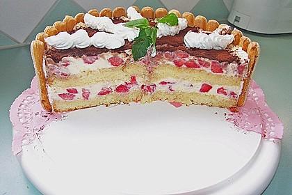 Erdbeer - Tiramisu - Torte 21