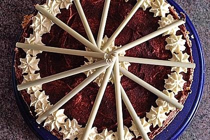 Erdbeer - Tiramisu - Torte 9