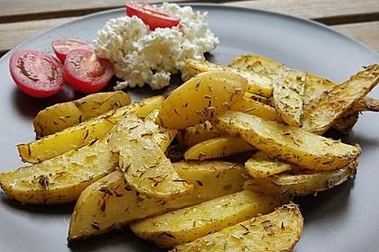 Schlemmer - Ofenkartoffeln 2