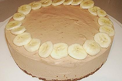 Bananen - Kokos - Käse - Torte 2