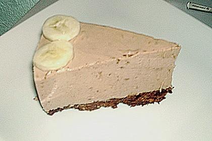 Bananen - Kokos - Käse - Torte 5
