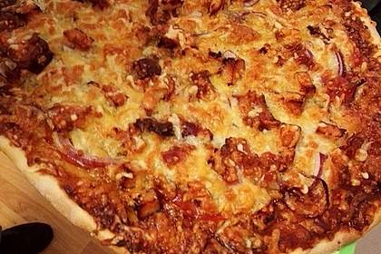Barbecue - Pizza