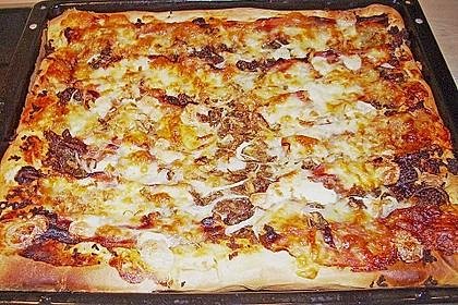 Barbecue - Pizza 25