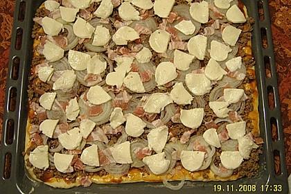 Barbecue - Pizza 21
