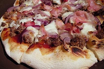 Barbecue - Pizza 3