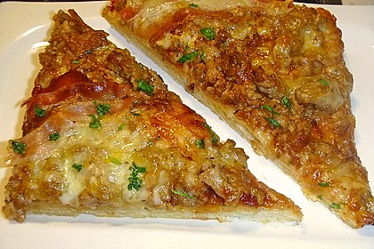 Barbecue - Pizza 2