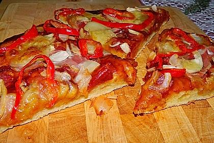 Barbecue - Pizza 12