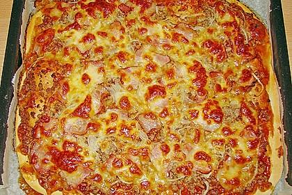 Barbecue - Pizza 4