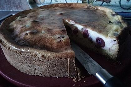 Käse - Kirsch - Kuchen (Bild)