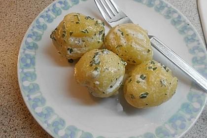 Eingelegte Knoblauchkartoffeln 3