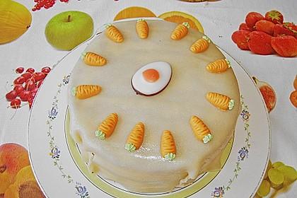 Erdbeer - Marzipan - Torte 23