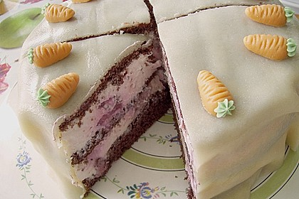 Erdbeer - Marzipan - Torte 19