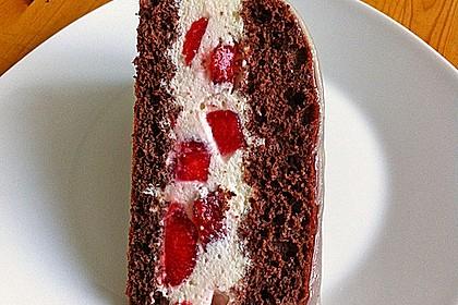 Erdbeer - Marzipan - Torte 29