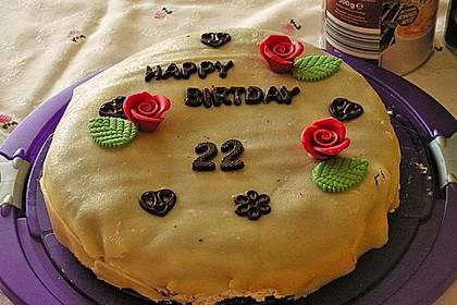 Erdbeer - Marzipan - Torte 31