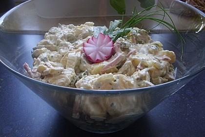 Leichter Kartoffelsalat 3