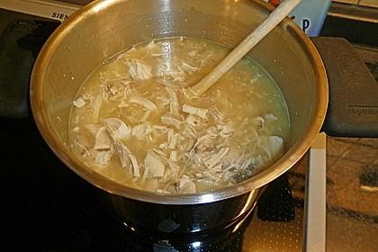 Hühnerfrikassee Grundrezept 14