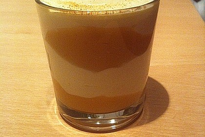 Cremiger Vanillequark mit Apfelkompott 14