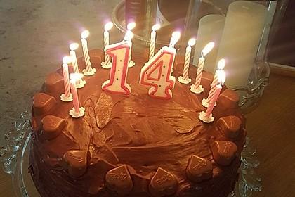 Schokoladentorte 15