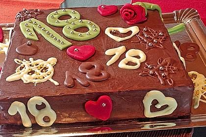 Schokoladentorte 11
