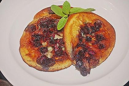 Blaubeer - Pancakes 1
