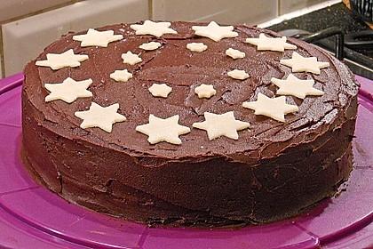 Dominostein - Kuchen (Bild)