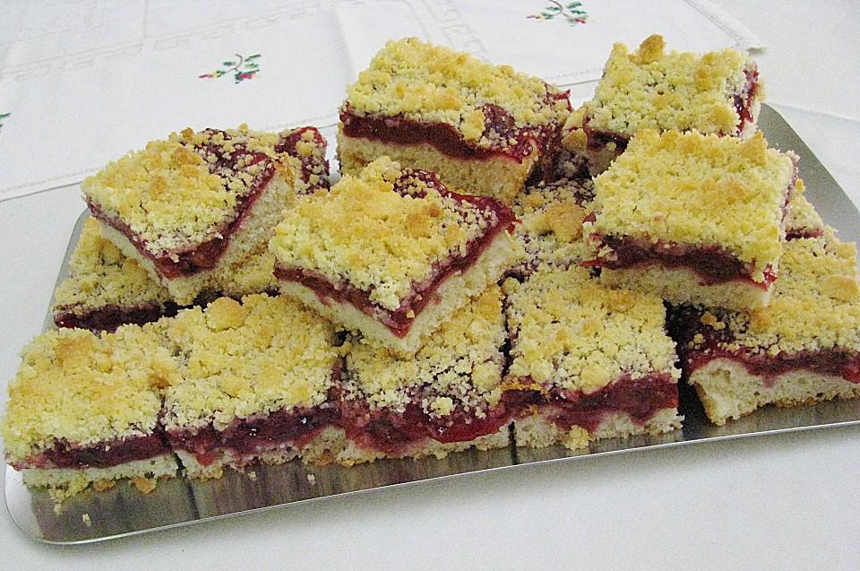 Kirsch Streuselkuchen Von Dathulse Chefkoch De