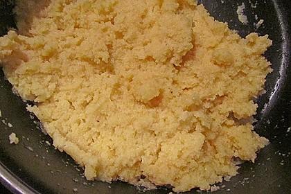 Schnelle Erbsensuppe mit Grießklößchen 31