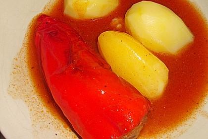 Gefüllter Paprika - Sonntagstraum 1
