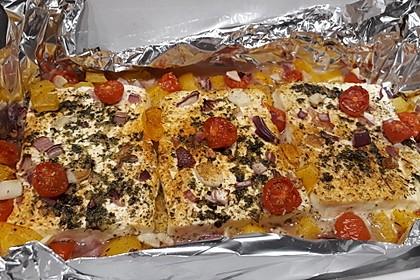 Im Ofen gebackener Feta 16