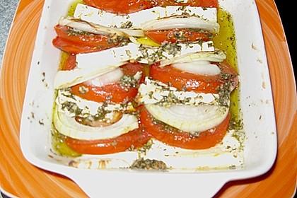 Im Ofen gebackener Feta 25