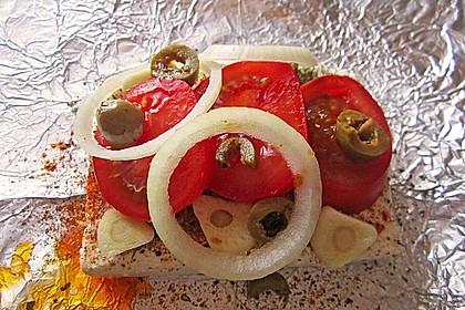 Im Ofen gebackener Feta 11