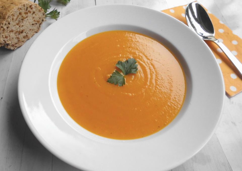 Pastinaken - Kürbis - Suppe von kassiopeiacr | Chefkoch