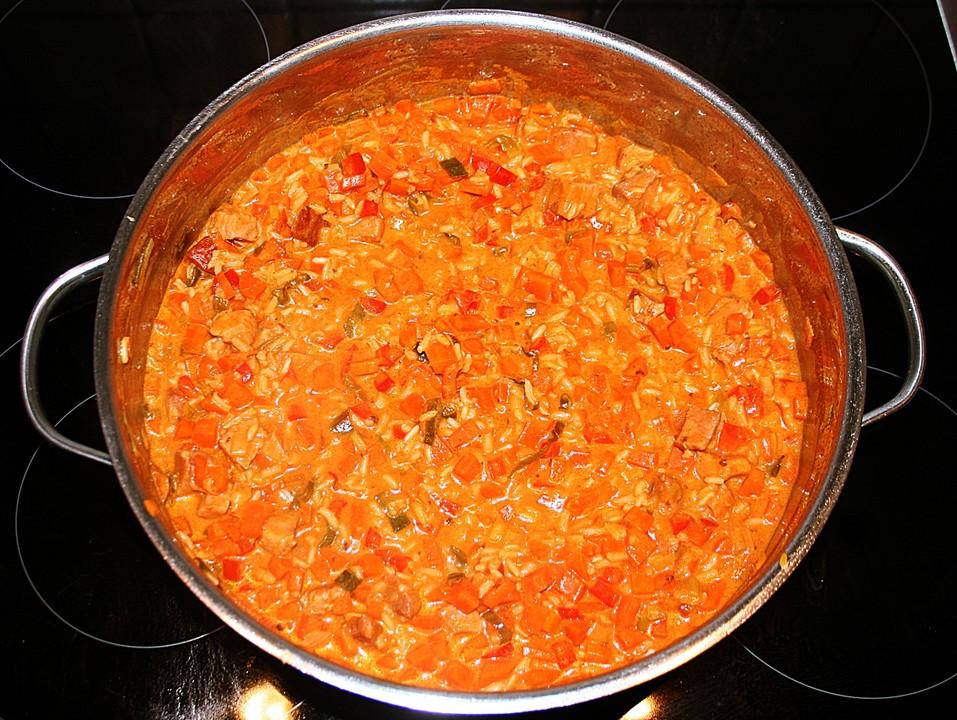 Indisches Karotten - Reis - Gericht von problau | Chefkoch