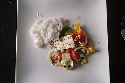 Backofengemüse auf Schafskäse 29