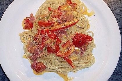 Dreadys Spaghetti Diavolo