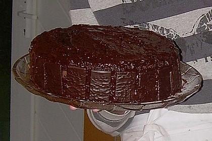 After Eight - Torte mit Amarenakirschen 1