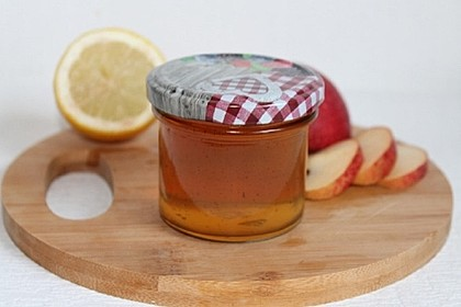 Apfelgelee mit Vanillearoma (Bild)