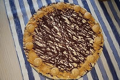 Baileys - Mousse - Himbeer - Cheesecake (ohne backen) 6