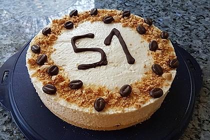 Baileys - Mousse - Himbeer - Cheesecake (ohne backen) 18