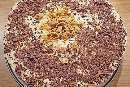 Baileys - Mousse - Himbeer - Cheesecake (ohne backen) 24