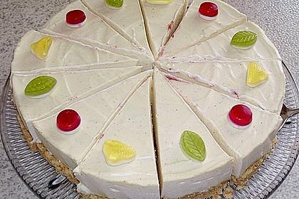 Baileys - Mousse - Himbeer - Cheesecake (ohne backen) 21