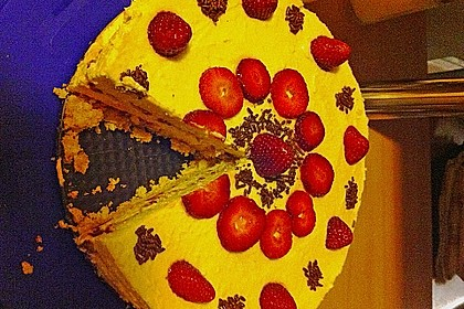 Baileys - Mousse - Himbeer - Cheesecake (ohne backen) 26