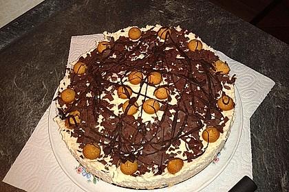 Baileys - Mousse - Himbeer - Cheesecake (ohne backen) 16