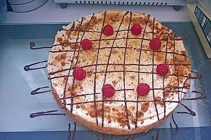 Baileys - Mousse - Himbeer - Cheesecake (ohne backen) 19